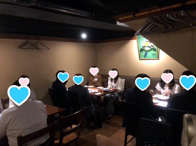婚活パーティー『銀座の恋の物語』無事開催いたしました!