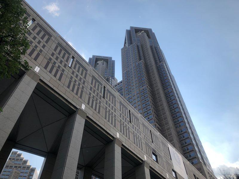 東京都庁はデートやプロポーズに最適なスポット!?