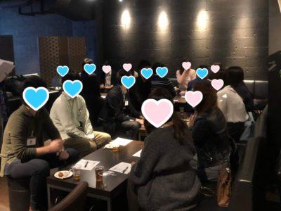 恋活イベント『新宿ラブストーリー』過去の様子