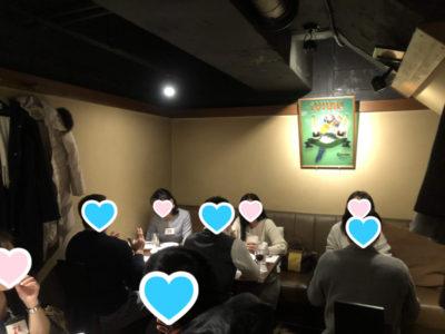 クリスマスイブの『銀座の恋の物語』ではマッチング4組!