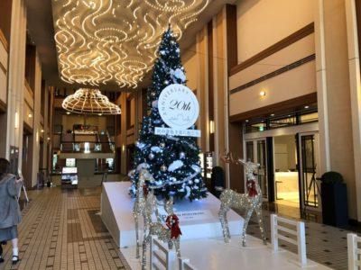 クリスマスツリー-ロイヤルパインズホテル浦和