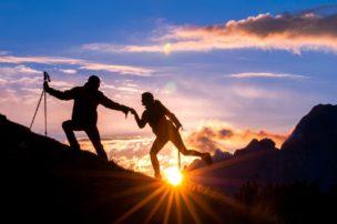 成功と失敗は一本道。婚活も同じで失敗の先に成功がある。