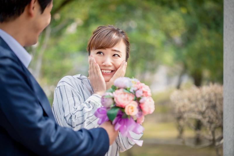 真剣交際に進む時は言葉で「好き」だと直接本人に伝えよう!