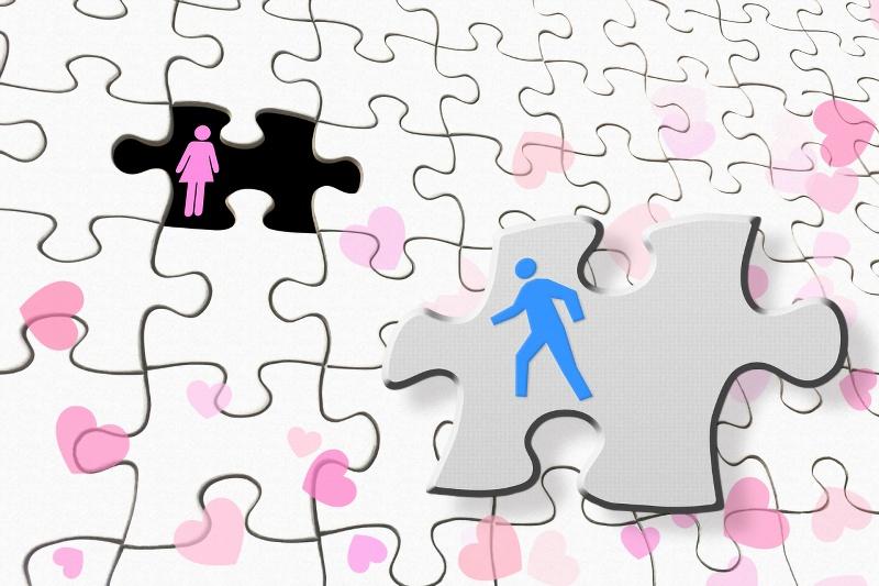 婚活パズルのピース探し―相手が変われば受け取り方も変わる