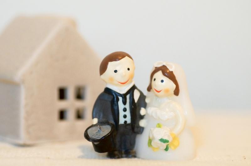 平匡さん&みくりさん!結婚おめでとう!