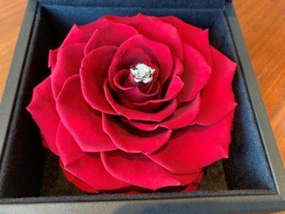 チャンスを最大限に活かす!誕生日直前のプロポーズ!